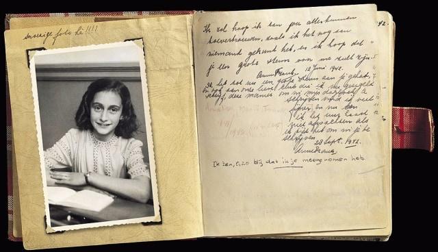 Buku Harian Anne Frank yang Mengubah Dunia (5325)