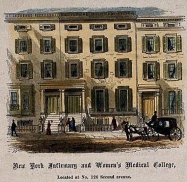 Elizabeth Blackwell, Wanita Pertama yang Menyandang Gelar Kedokteran (111681)