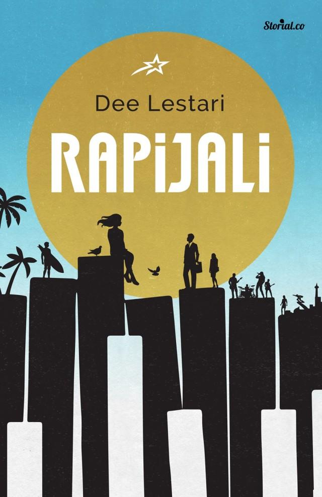 Dee Lestari Siap Rilis Buku Rapijali, Naskah Tertua yang Ditulis 27 Tahun Lalu (50296)