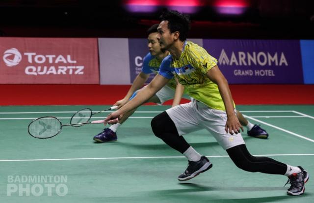 Ahsan/Hendra Tumpul di Thailand Open, Herry IP: Usia Tak Bisa Dibohongi (75320)