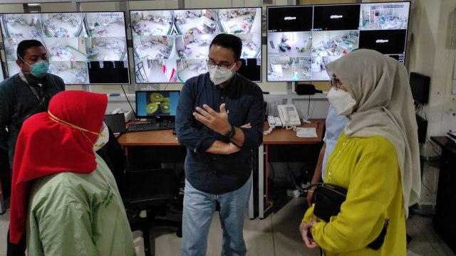 Okupansi RS COVID-19 Jakarta Tunjukkan Tren Positif: Bed Isolasi 35%, ICU 41% (130298)