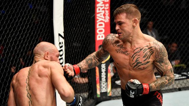 4 Petarung UFC yang Pernah Diserang McGregor di Medsos (259545)