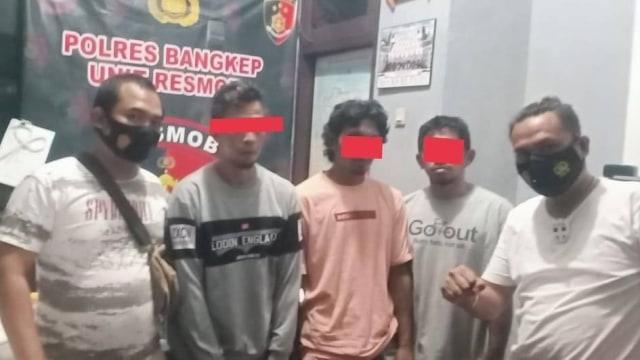 Polisi Tangkap Pelaku Judi Togel Online di Banggai Kepulauan, Sulteng (31169)