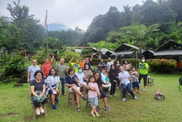 Menikmati Glamorous Camp di Herman Lantang Camp, Bogor (43858)