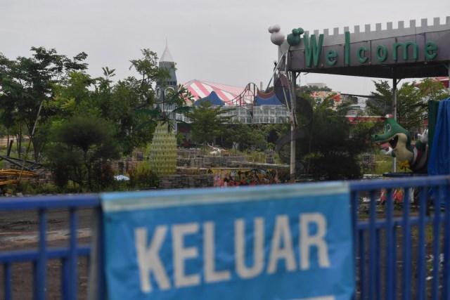 Foto: Suroboyo Carnival Park Berhenti Beroperasi (63965)