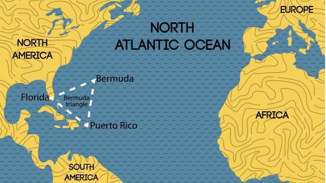 5 Teori Segitiga Bermuda: Dari Alien hingga Jalan Pintas Ruang-Waktu (11136)