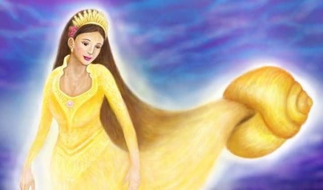 Cerita Rakyat Indonesia: Kisah Keong Mas, Putri Cantik dari Jawa Timur (315561)