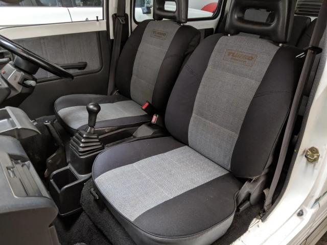 Suzuki Pernah Rilis Carry Turbo, Ini Spesifikasinya  (240109)