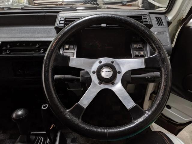Suzuki Pernah Rilis Carry Turbo, Ini Spesifikasinya  (240105)