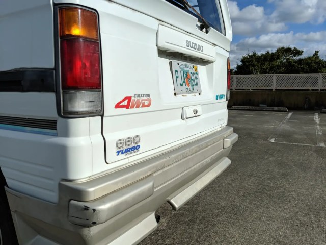 Suzuki Pernah Rilis Carry Turbo, Ini Spesifikasinya  (240098)