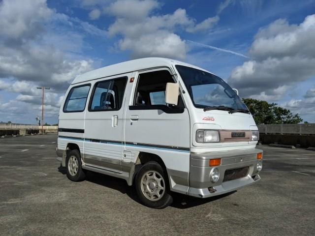 Suzuki Pernah Rilis Carry Turbo, Ini Spesifikasinya  (240092)