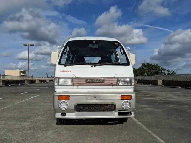 Suzuki Pernah Rilis Carry Turbo, Ini Spesifikasinya  (240087)