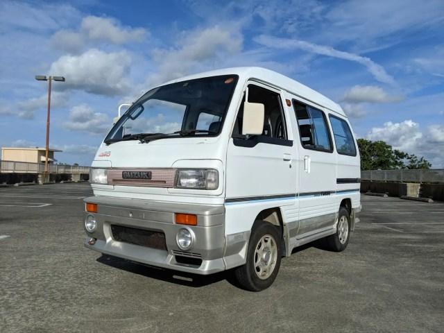 Suzuki Pernah Rilis Carry Turbo, Ini Spesifikasinya  (240086)