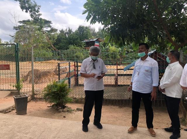 Rudi Kembangkan Taman Kolam dan Taman Rusa Jadi Destinasi Wisata di Batam (364205)