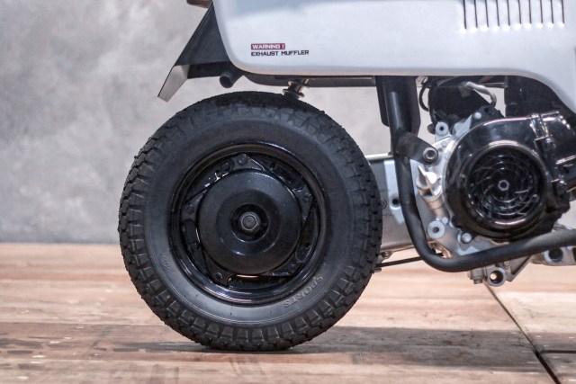 Modifikasi Honda BeAT Jadi Motocompo, Motor Unik yang Bisa Dilipat! (88294)