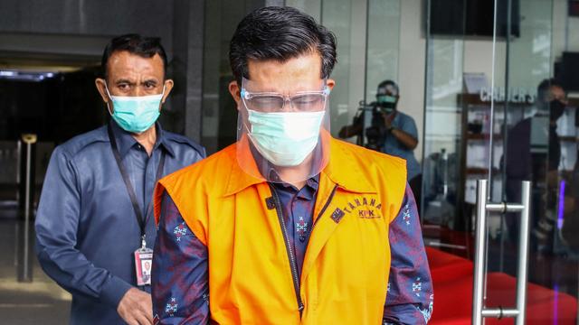 Korupsi Proyek, Dua Eks Pejabat Bakamla Dituntut 4 Tahun Penjara (60639)