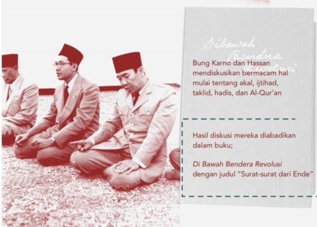 Soekarno dan Pemikiran Islam (79437)