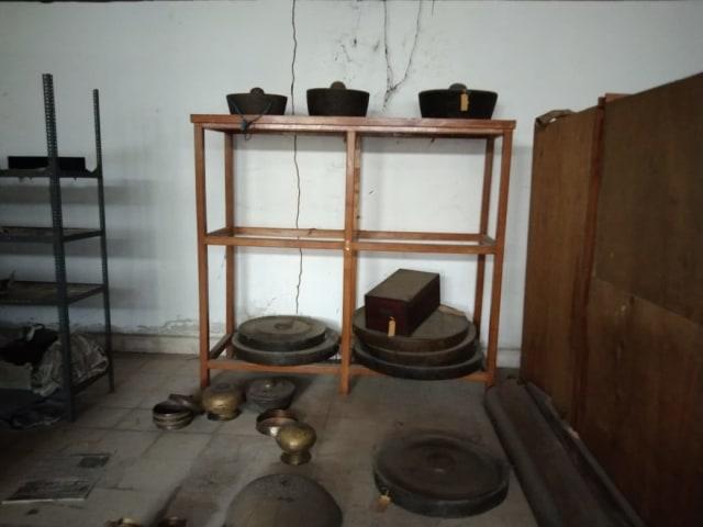 Foto: Kondisi Museum Sultra, Kota Kendari Usai Dibobol Pencuri (51684)