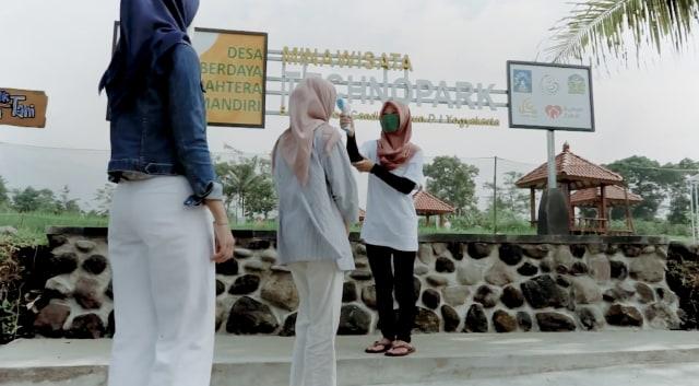 Mandiri Syariah Buat Mina Wisata Technopark di Sleman  (28730)