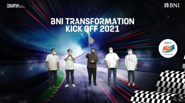 Hadir di Business Meeting BNI 2021, Ini Pesan Sri Mulyani ...