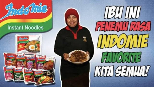 Doa Menyentuh untuk Peracik Bumbu Indomie, Nunuk Nuraini, Indofood Angkat Suara  (300394)