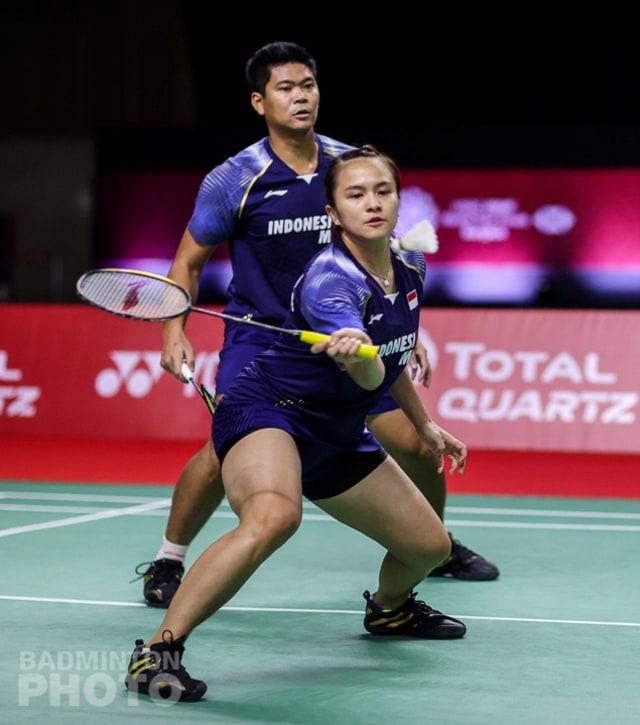 Daftar Pemain Bulu Tangkis Indonesia di Swiss Open Super 300 (89300)