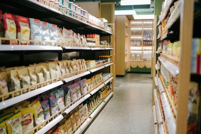 Supermarket Sehat Baru di Gunawarman, Sediakan Bahan Pangan Serba Organik! (17407)