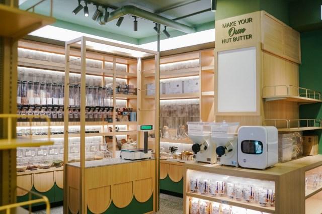 Supermarket Sehat Baru di Gunawarman, Sediakan Bahan Pangan Serba Organik! (17409)