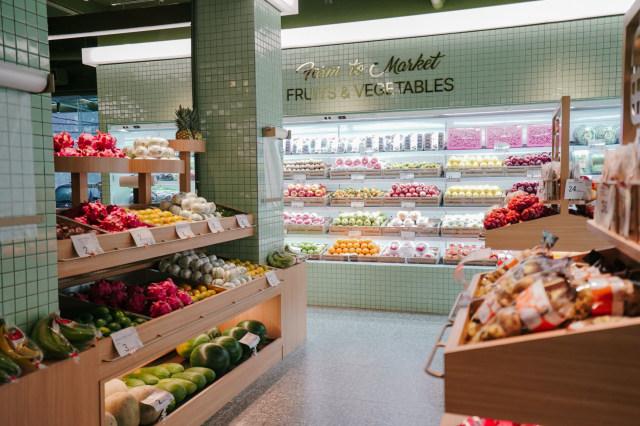 Supermarket Sehat Baru di Gunawarman, Sediakan Bahan Pangan Serba Organik! (17406)