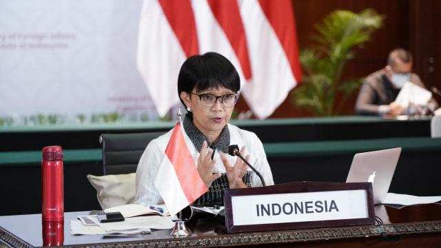 Di Forum OKI, Indonesia Usul 3 Langkah Kunci Hentikan Agresi Israel  (167755)