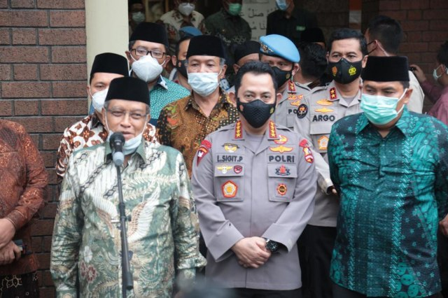 BAZNAS Jamin Tak Ada Aliran Dana ke ISIS: 100% Clear  (8184)