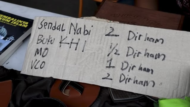 Koin Dinar dan Dirham Bisa untuk Investasi di Indonesia, Bukan Transaksi!  (8653)