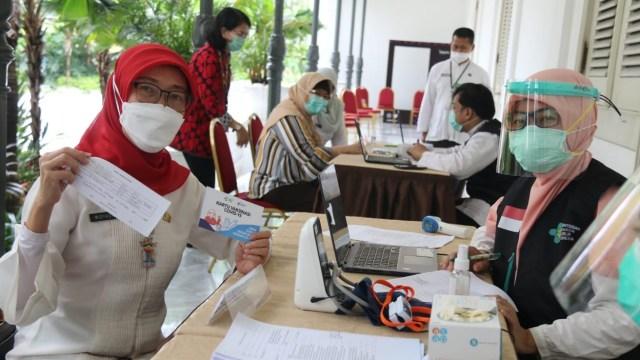 Jakarta Gelar Vaksinasi Massal untuk Nakes di Istora Senayan, Ini Syaratnya (1247)