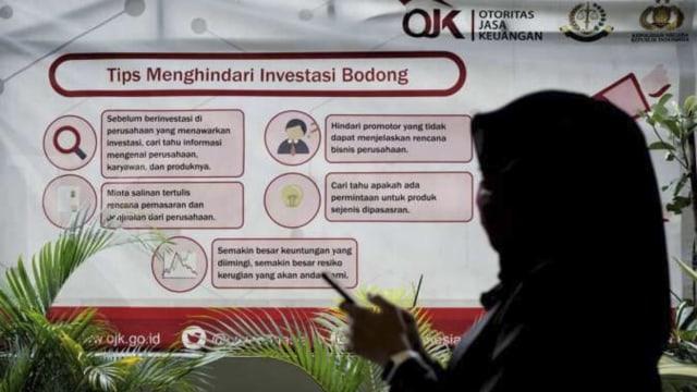 Satgas Waspada Investasi OJK Tegaskan Vtube Belum Punya Izin: Masih Ilegal (146741)