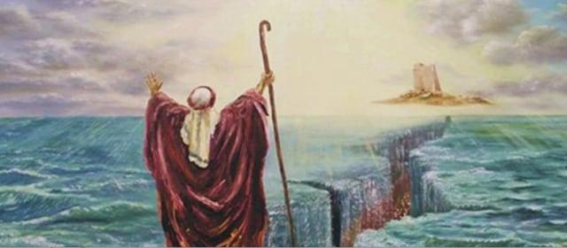Kisah Nabi Musa Membelah Laut dan Menenggelamkan Firaun (119976)