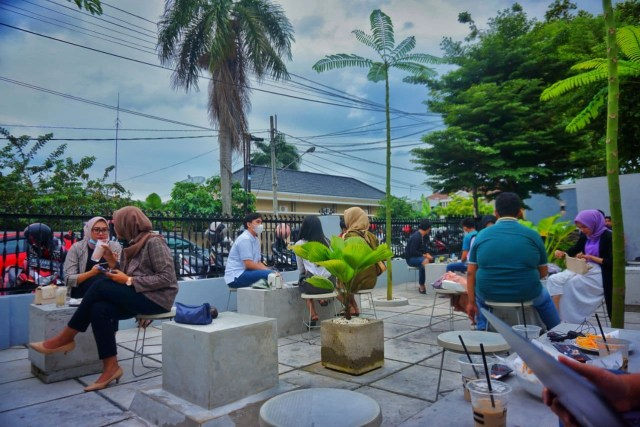 Nuju Coffee: Tempat Ngopi Sekaligus Spot untuk Photoshoot Para Influencer (191857)