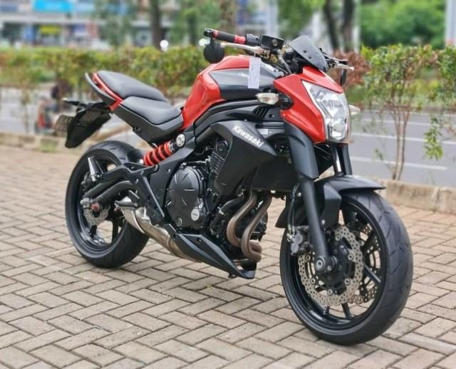 Berita Populer: Kawasaki ER-6N Bekas Rp 60 Jutaan; Bikin Xpander Makin Ganteng (85548)