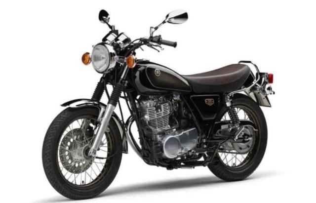 Berita Menarik: Masih 'Manasin' Motor Injeksi; Edisi Perpisahan Yamaha SR400 (73870)