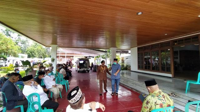 Mantan Bupati Malang, Brigjen (Purn) Abdul Hamid Mahmud Tutup Usia  (21905)