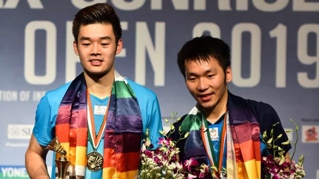Sabet 3 Juara dalam Sebulan, Ganda Taiwan Tajir Mendadak, Kantongi Rp 3 M (61081)
