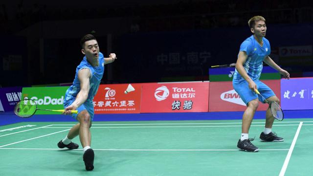 Sabet 3 Juara dalam Sebulan, Ganda Taiwan Tajir Mendadak, Kantongi Rp 3 M (61082)