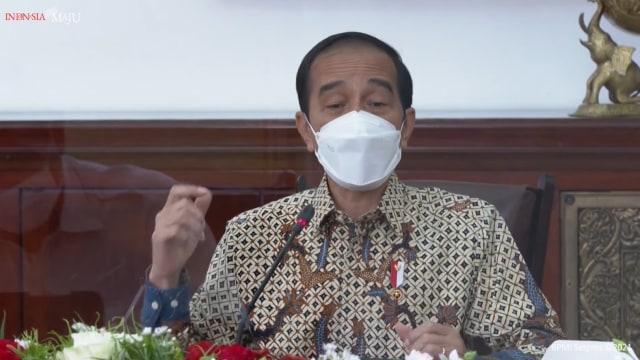 Jokowi Bicara Vaksin Nusantara: Saya Dukung Segala Penelitian Tangani COVID-19 (322195)