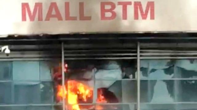 Polisi Selidiki Penyebab Kebakaran Bogor Trade Mall, Fokus Evakuasi Pengunjung (62728)