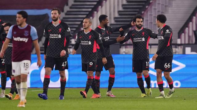 West Ham vs Liverpool: Mohamed Salah Bikin 2 Gol, Si Merah Kalahkan Tuan Rumah (251475)