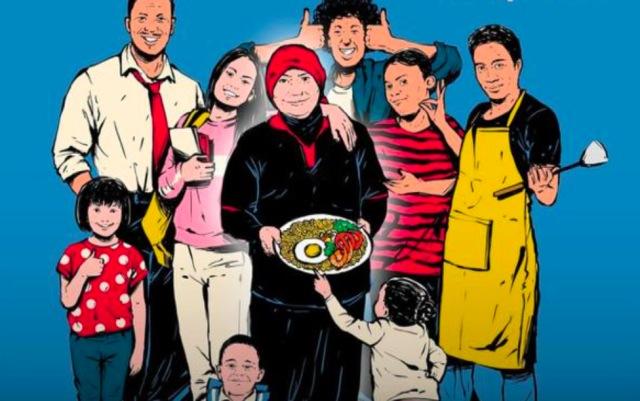 Doa Menyentuh untuk Peracik Bumbu Indomie, Nunuk Nuraini, Indofood Angkat Suara  (300393)