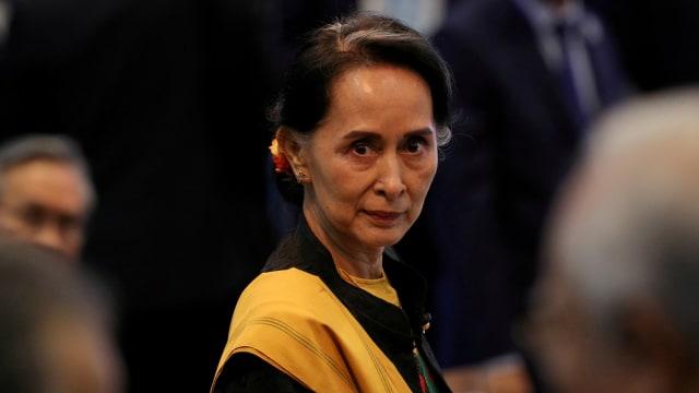 Kudeta Aung San Suu Kyi Dianggap Bukti Kebohongan Militer Terhadap Demokrasi (170749)