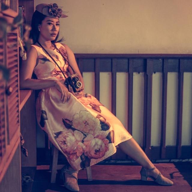 Bergaya Oldies, Penyanyi dari Bali Ini Rilis Single 'Cerita 24 Jam' (9563)