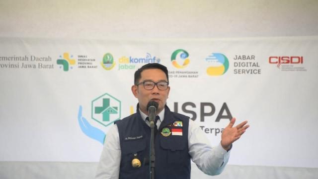 Ridwan Kamil soal Bupati Bandung Barat Tersangka Terkait Bansos: Lukai Hati Kami (60457)