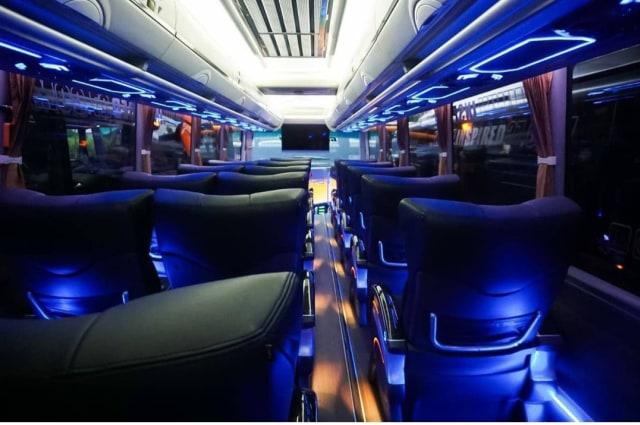 PO 27Trans, Bus AKAP Baru Asal Malang yang Tawarkan Fasilitas Mewah  (48470)
