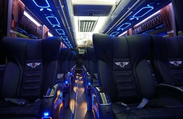 PO 27Trans, Bus AKAP Baru Asal Malang yang Tawarkan Fasilitas Mewah  (48463)